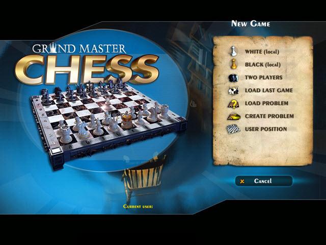 تحميل لعبهGrand Master Chess 3 لعبه شطرنج