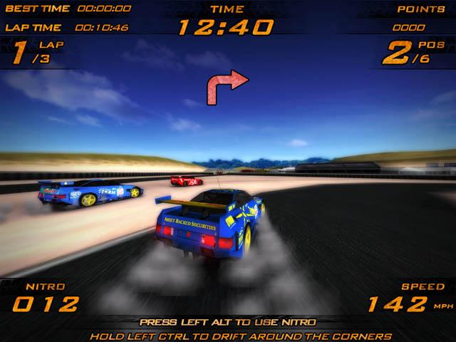 تحميل لعبهNitro Racers سباق سيارات