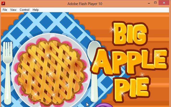 تحميل لعبهصنع فطيرة التفاح الكبيرة