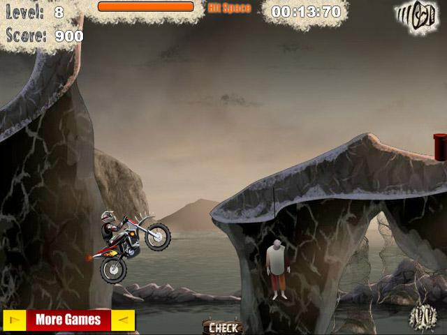 تحميل لعبهBiker vs Zombies سائق الدراجه ضد الزومبي