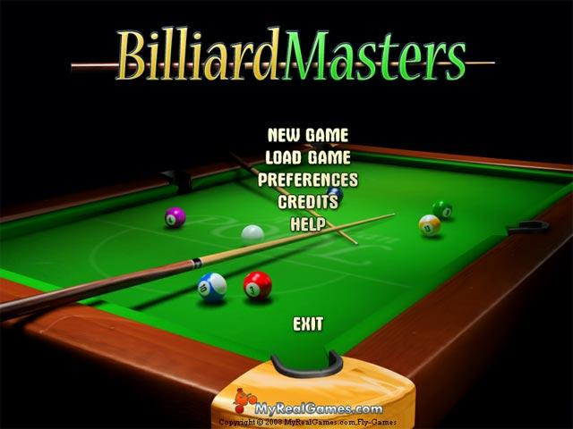 تحميل لعبهBilliard Masters بلياردو مميزه