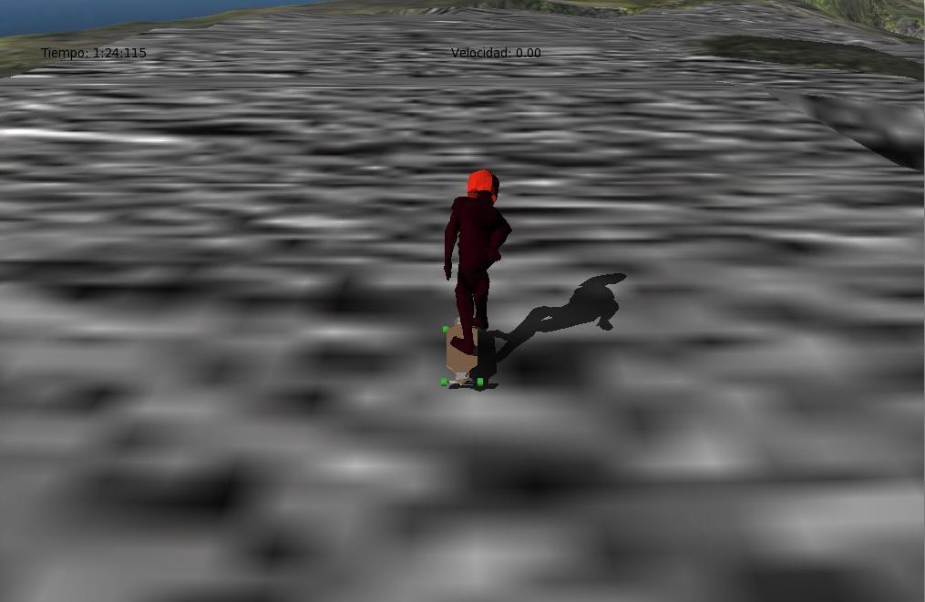 تحميل لعبهDHSkate لوح التزلج