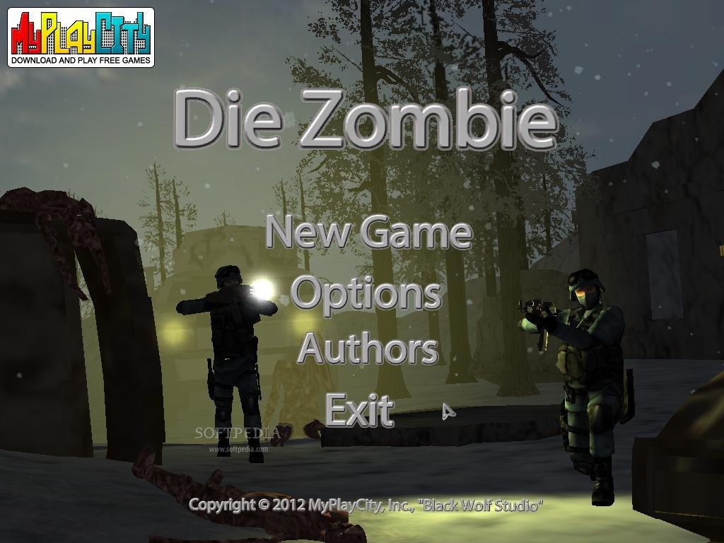 تحميل لعبهDie Zombie قتل الزومبي