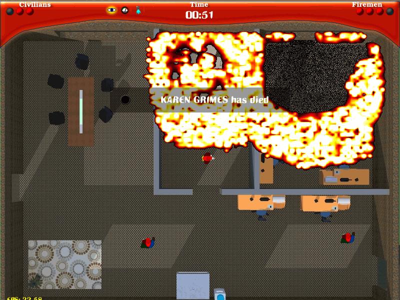 تحميل لعبهExtinguished اطفاء الحريق