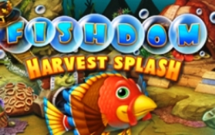 تحميل لعبه Fishdom Harvest Splash