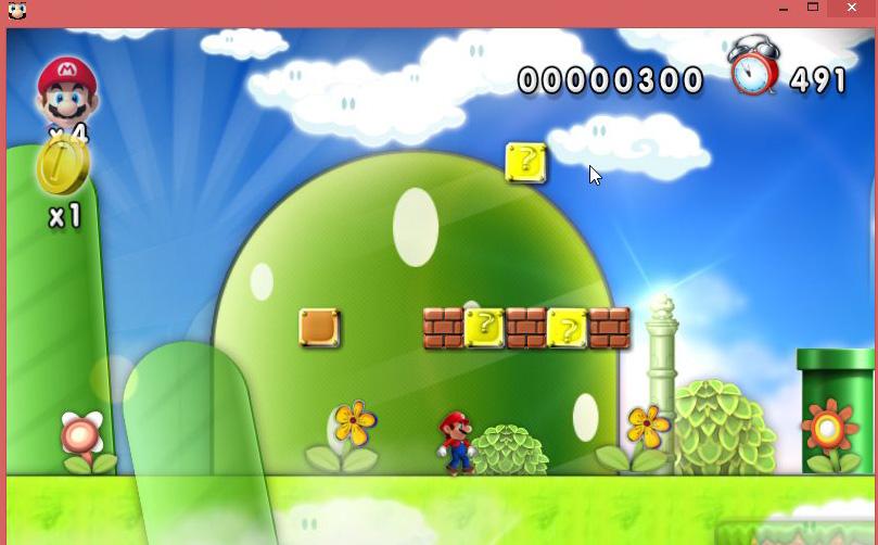 تحميل لعبهNew Super Mario Forever سوبر ماريو