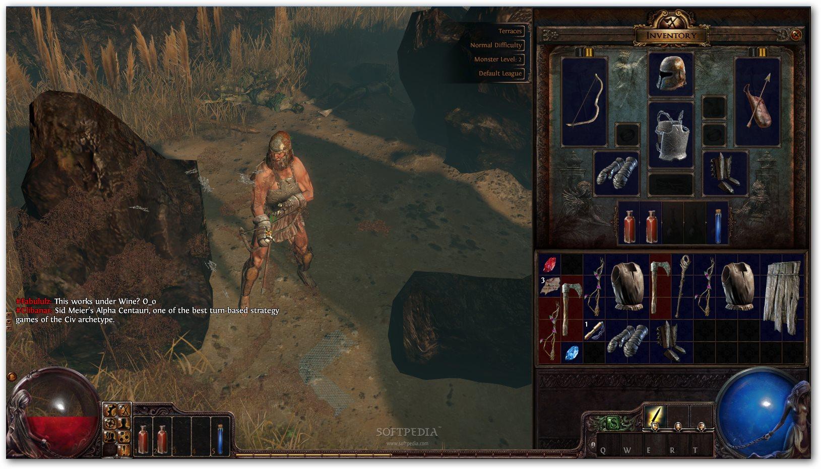 تحميل لعبهPath of Exile Online طريق المنفي