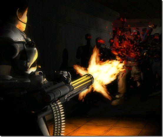 تحميل لعبهZombie Shooter مطلق النار على الزومبي