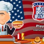 تحميل لعبه اندرويد Hot Dog Bush همبرغر بوش