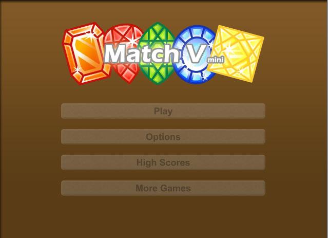 تحميل لعبه اندرويد Match V تطابق الأحجار