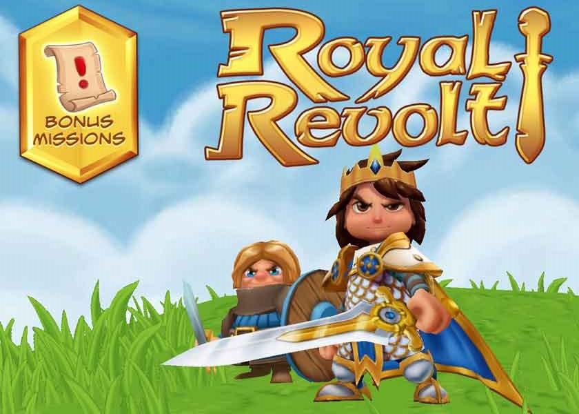 تحميل لعبه للويندوز 8ملك التمرد Royal Revolt! for Windows 8 1.6.1.0